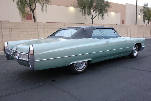 1967 Cadillac DeVille Phoenix, AZ 2