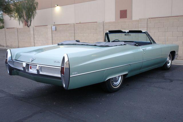 1967 Cadillac DeVille Phoenix, AZ 23