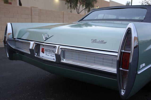 1967 Cadillac DeVille Phoenix, AZ 3