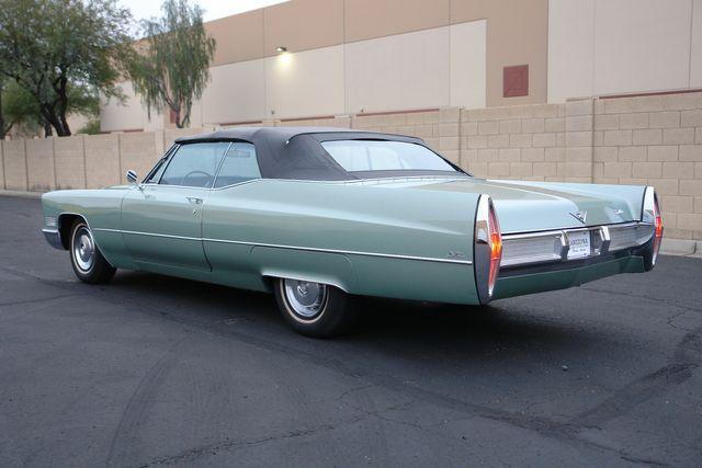 1967 Cadillac DeVille Phoenix, AZ 4