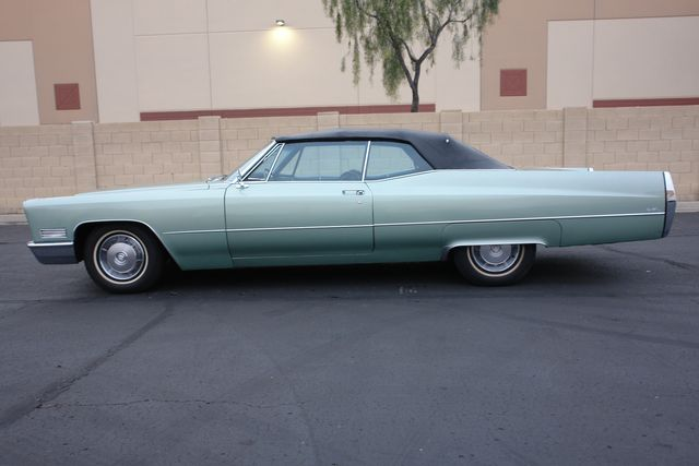 1967 Cadillac DeVille Phoenix, AZ 5