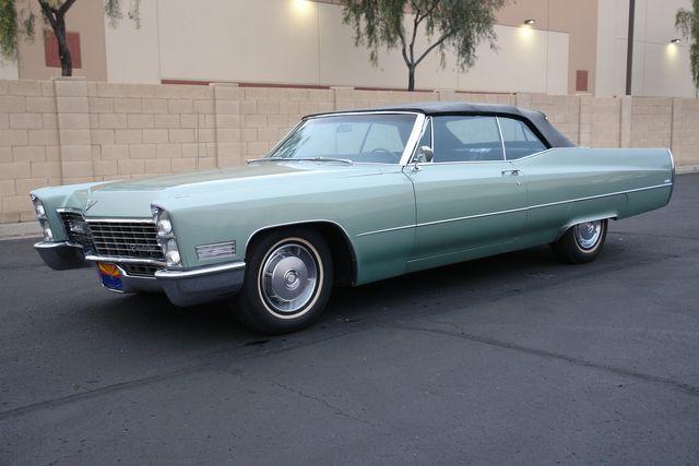 1967 Cadillac DeVille Phoenix, AZ 6