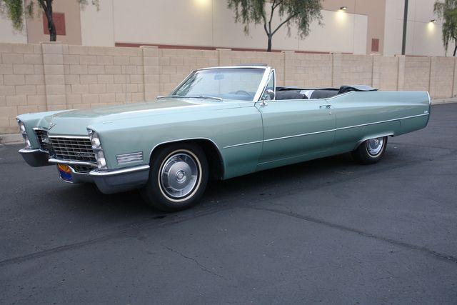 1967 Cadillac DeVille Phoenix, AZ 9