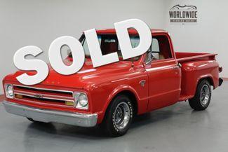 1967 Chevrolet C10 FRAME OFF RESTORED. SHOW TRUCK. V8. PS. PB.  | Denver, CO | Worldwide Vintage Autos in Denver CO