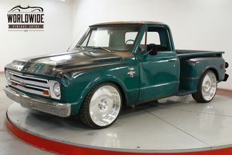 1967 Chevrolet C10 SHORTBED VORTEC LS MOTOR PATINA RESTOMOD | Denver, CO | Worldwide Vintage Autos in Denver CO