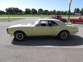 1967 Chevrolet Camaro RS SS 350 Blanchard, Oklahoma 9