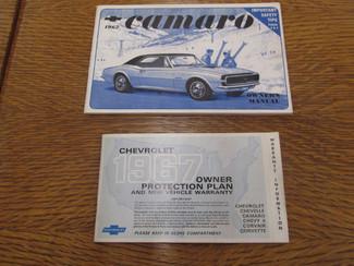 1967 Chevrolet Camaro Blanchard, Oklahoma 38