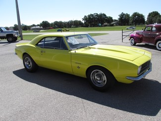 1967 Chevrolet Camaro Blanchard, Oklahoma 2