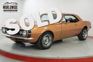 1967 Chevrolet CAMARO  SS TRIBUTE 350 V8 AUTO PS PB RALLYE WHEELS  | Denver, CO | Worldwide Vintage Autos in Denver CO