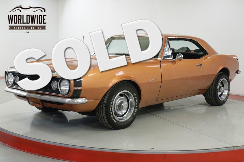 1967 Chevrolet CAMARO  SS TRIBUTE 350 V8 AUTO PS PB RALLYE WHEELS  | Denver, CO | Worldwide Vintage Autos