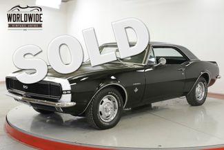 1967 Chevrolet CAMARO RS/SS TRIBUTE 350 V8 FACTORY AC TRIPLE BLACK    Denver, CO   Worldwide Vintage Autos in Denver CO