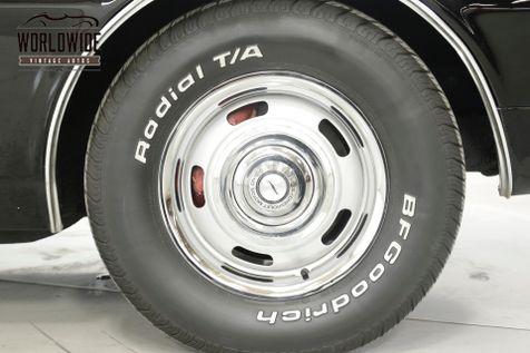 1967 Chevrolet CAMARO RS/SS TRIBUTE 350 V8 FACTORY AC TRIPLE BLACK    Denver, CO   Worldwide Vintage Autos in Denver, CO