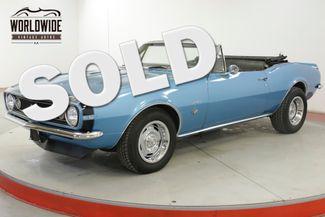 1967 Chevrolet CAMARO CONVERTIBLE 350V8 AUTO SS | Denver, CO | Worldwide Vintage Autos in Denver CO