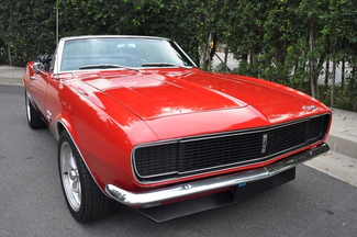 1967 Chevrolet Camaro RS Convertable  city California  Auto Fitness Class Benz  in , California