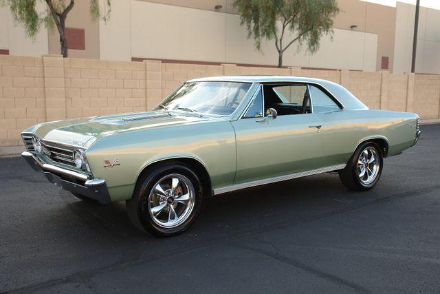 1967 Chevrolet Chevelle  SS Phoenix, AZ 9