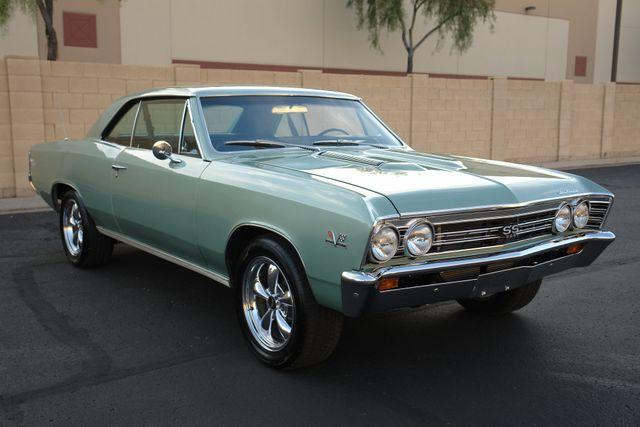 1967 Chevrolet Chevelle  SS Phoenix, AZ 12