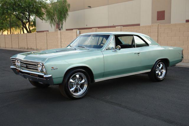 1967 Chevrolet Chevelle  SS Phoenix, AZ 13