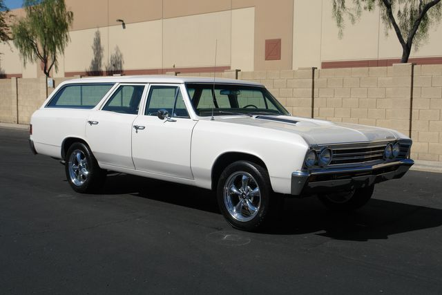 1967 Chevrolet Chevelle  Wagon Phoenix, AZ 0
