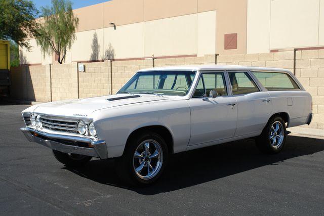 1967 Chevrolet Chevelle  Wagon Phoenix, AZ 13