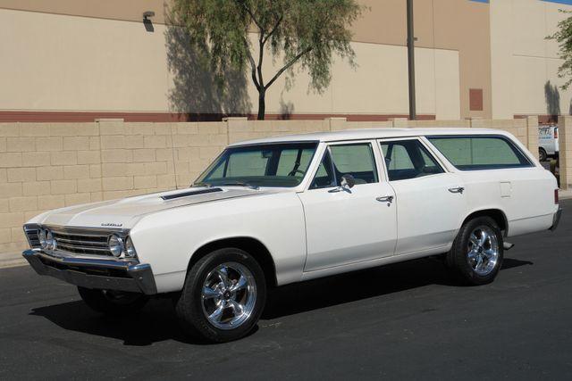 1967 Chevrolet Chevelle  Wagon Phoenix, AZ 8