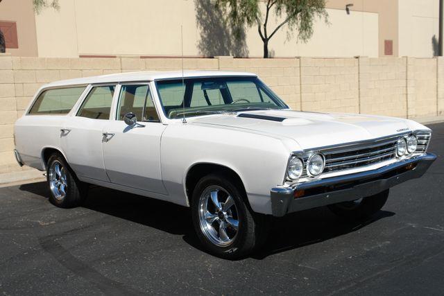 1967 Chevrolet Chevelle  Wagon Phoenix, AZ 12
