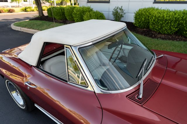 1967 Chevrolet CORVETTE Chesterfield, Missouri 16