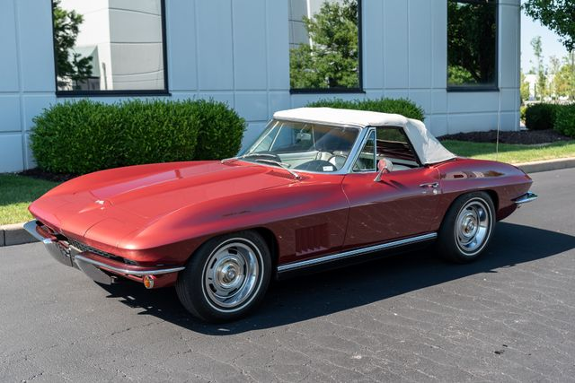 1967 Chevrolet CORVETTE Chesterfield, Missouri 10