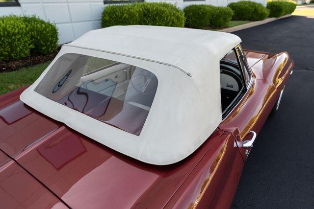 1967 Chevrolet CORVETTE Chesterfield, Missouri 19