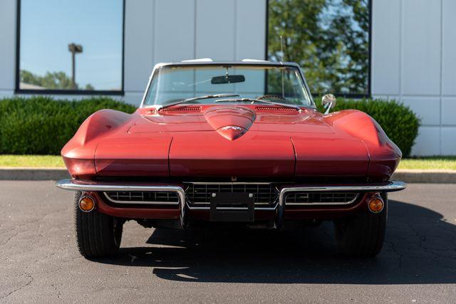 1967 Chevrolet CORVETTE Chesterfield, Missouri 13