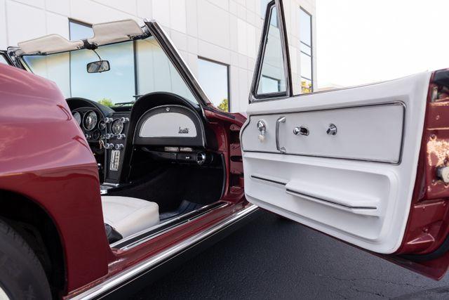 1967 Chevrolet CORVETTE Chesterfield, Missouri 46