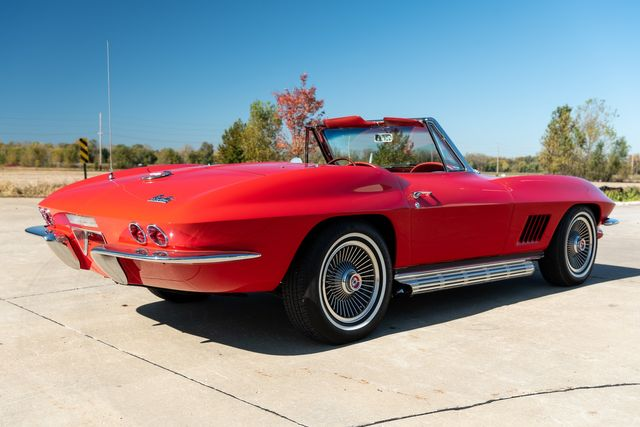 1967 Chevrolet CORVETTE Chesterfield, Missouri 8