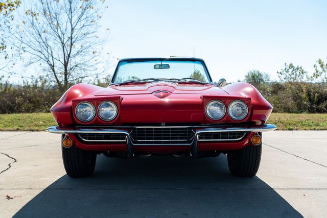 1967 Chevrolet CORVETTE Chesterfield, Missouri 12