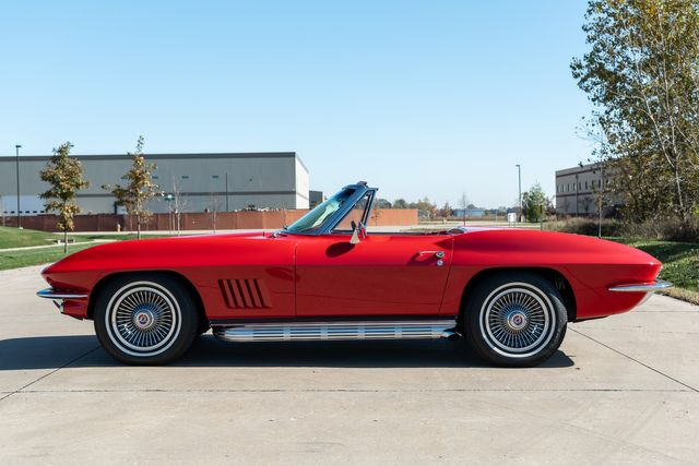 1967 Chevrolet CORVETTE Chesterfield, Missouri 5