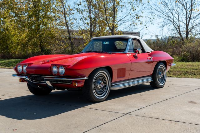 1967 Chevrolet CORVETTE Chesterfield, Missouri 3