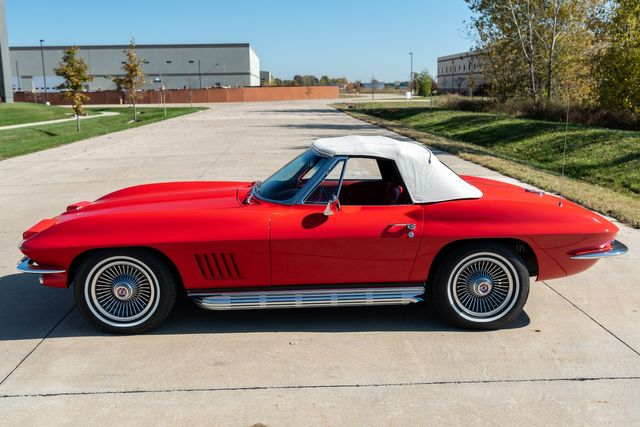 1967 Chevrolet CORVETTE Chesterfield, Missouri 6