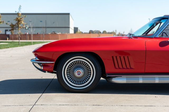 1967 Chevrolet CORVETTE Chesterfield, Missouri 13