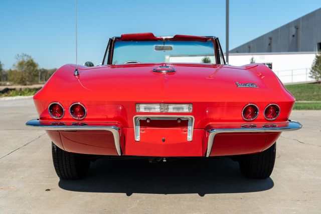 1967 Chevrolet CORVETTE Chesterfield, Missouri 10