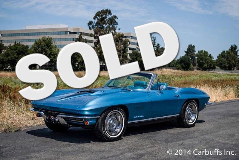 1967 Chevrolet Corvette Roadster | Concord, CA | Carbuffs