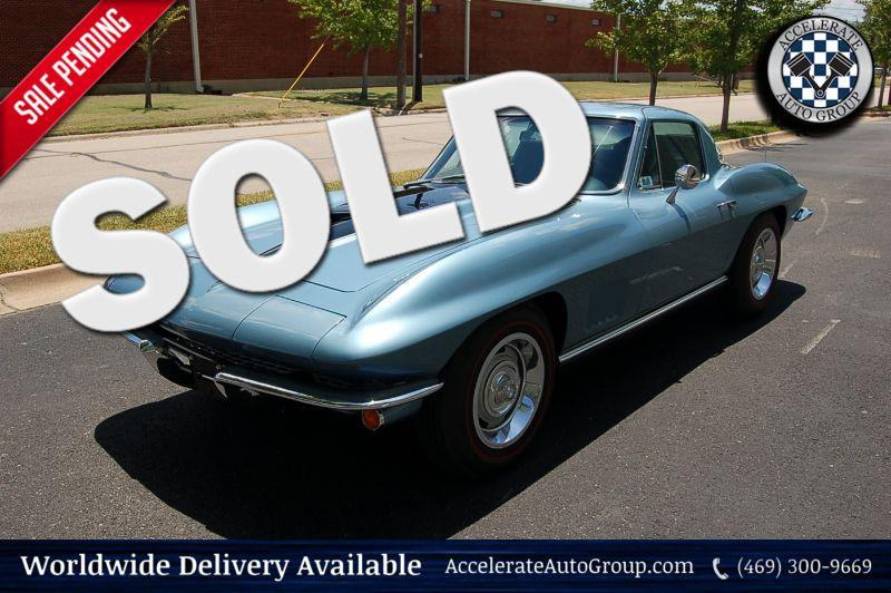 1967 Chevrolet Corvette 427/435HP- All #s match! in Rowlett Texas