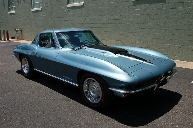 1967 Chevrolet Corvette 427/435HP- All #s match! in Rowlett, Texas