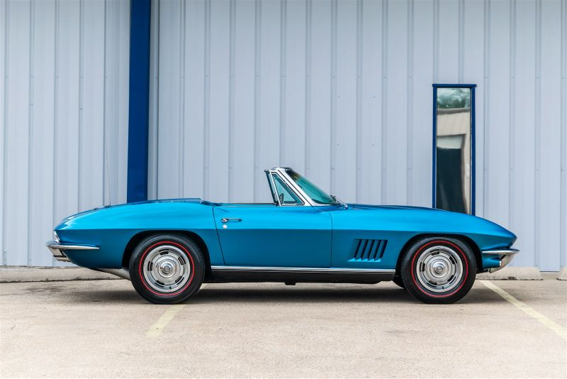1967 Chevrolet Corvette  Conv 327/300HP in Rowlett, Texas