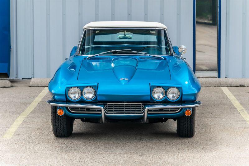 1967 Chevrolet Corvette  Conv 327/300HP in Rowlett, Texas