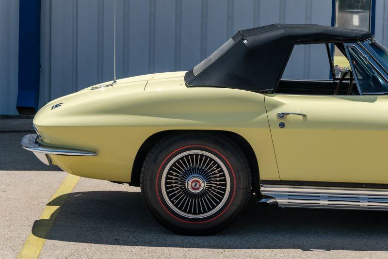 1967 Chevrolet Corvette Sting-Ray in Rowlett, Texas
