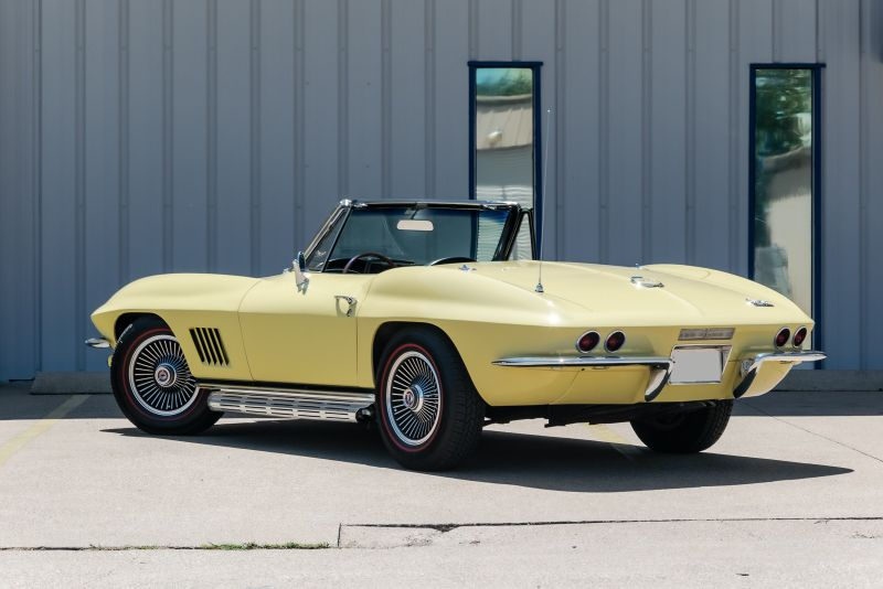 1967 Chevrolet Corvette Sting-Ray in Rowlett, Texas