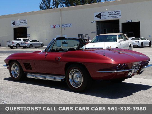 1967 Chevrolet Corvette 350 Horsepower in West Palm Beach, Florida 33411