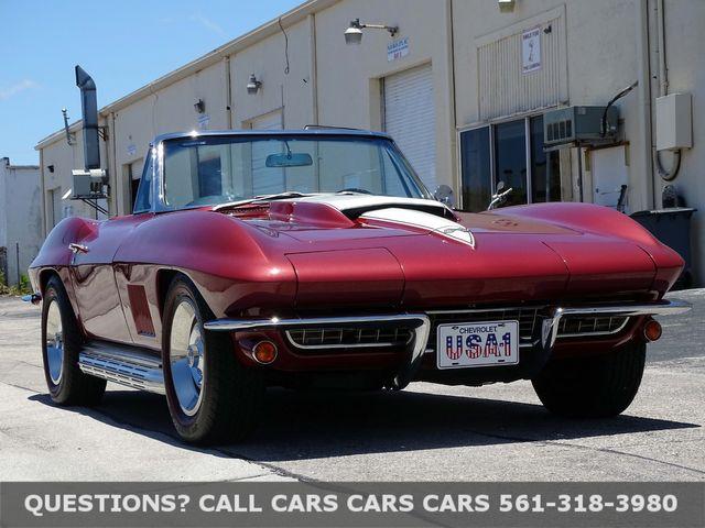 1967 Chevrolet Corvette 350 Horsepower