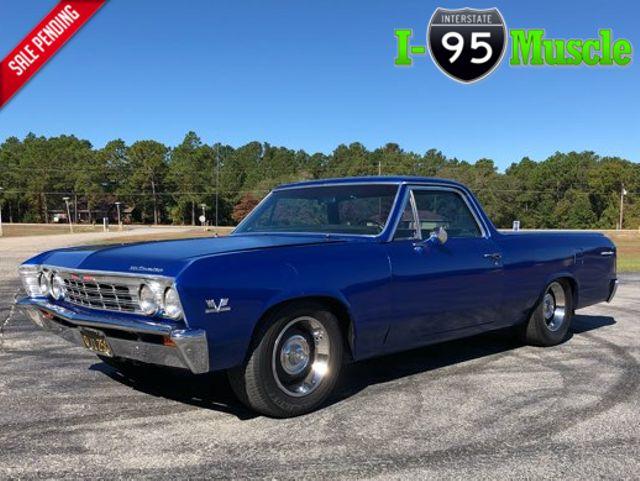 1967 Chevrolet El Camino V8 in Hope Mills NC, 28348