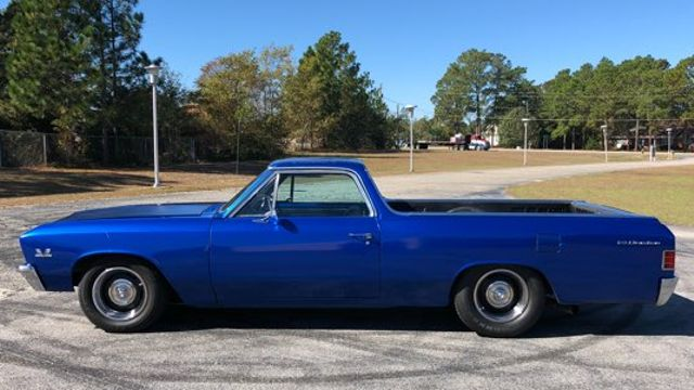 1967 Chevrolet El Camino V8 in Hope Mills, NC 28348