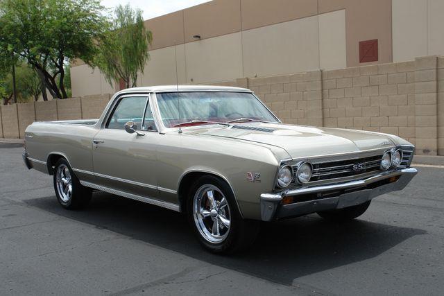 1967 Chevrolet EL Camino Phoenix, AZ 0