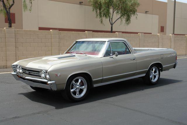 1967 Chevrolet EL Camino Phoenix, AZ 6